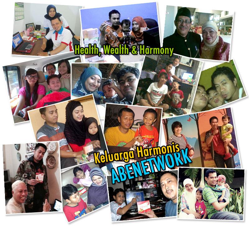 keluarga harmonis abenetwork