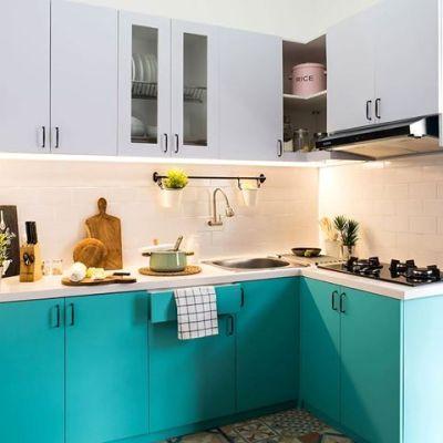 harga kitchen set per meter 2019